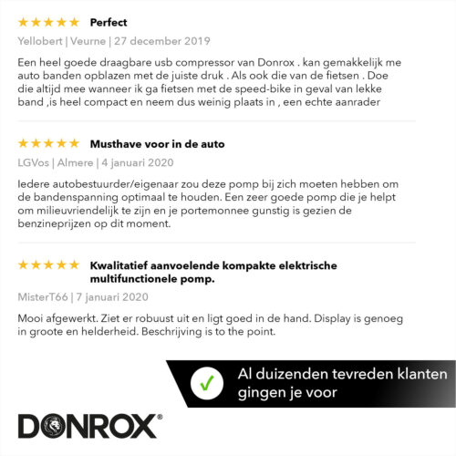 Donrox reviews