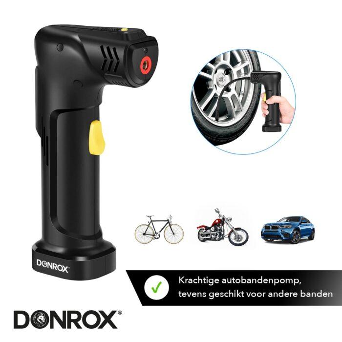 Donrox Ride A922 voor autobanden, motorbanden en fietsbanden